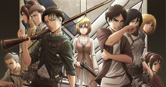 Attack on Titan's season 3 to premiere at Anime Expo