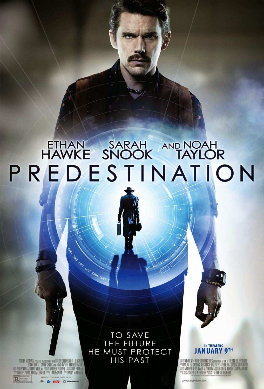 Predestination ล่าทะลุข้ามเวลา [HD]