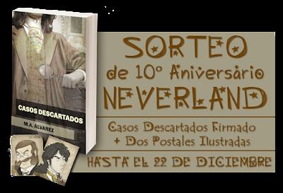 Sorteo: Neverland