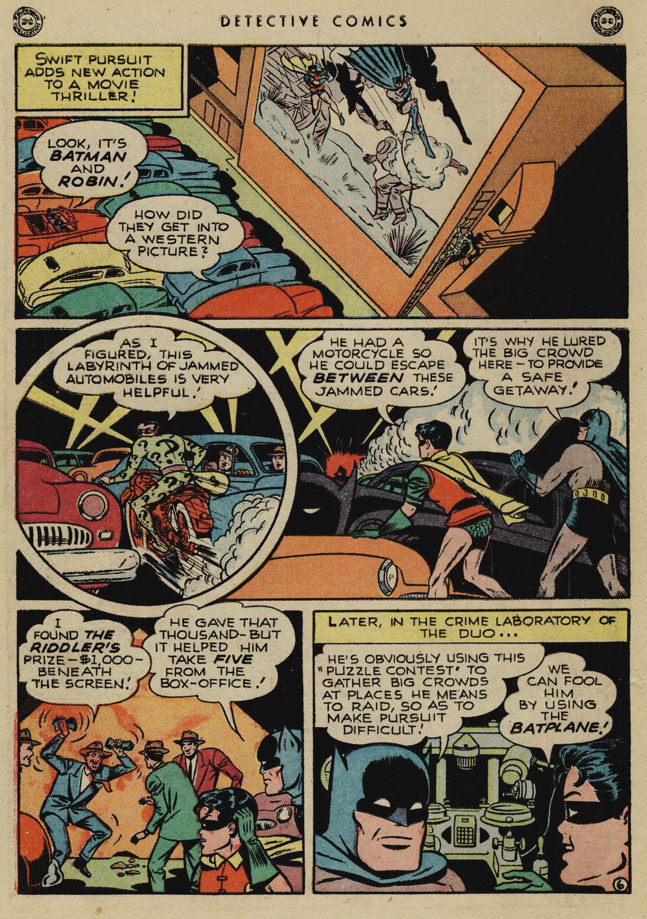 Detective Comics (1937) 142 Page 7