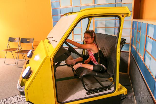 Mitmach-Ausstellung Total Genial