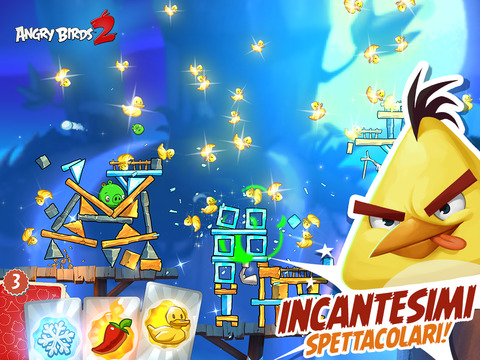 Angry Birds 2 livello 21-30