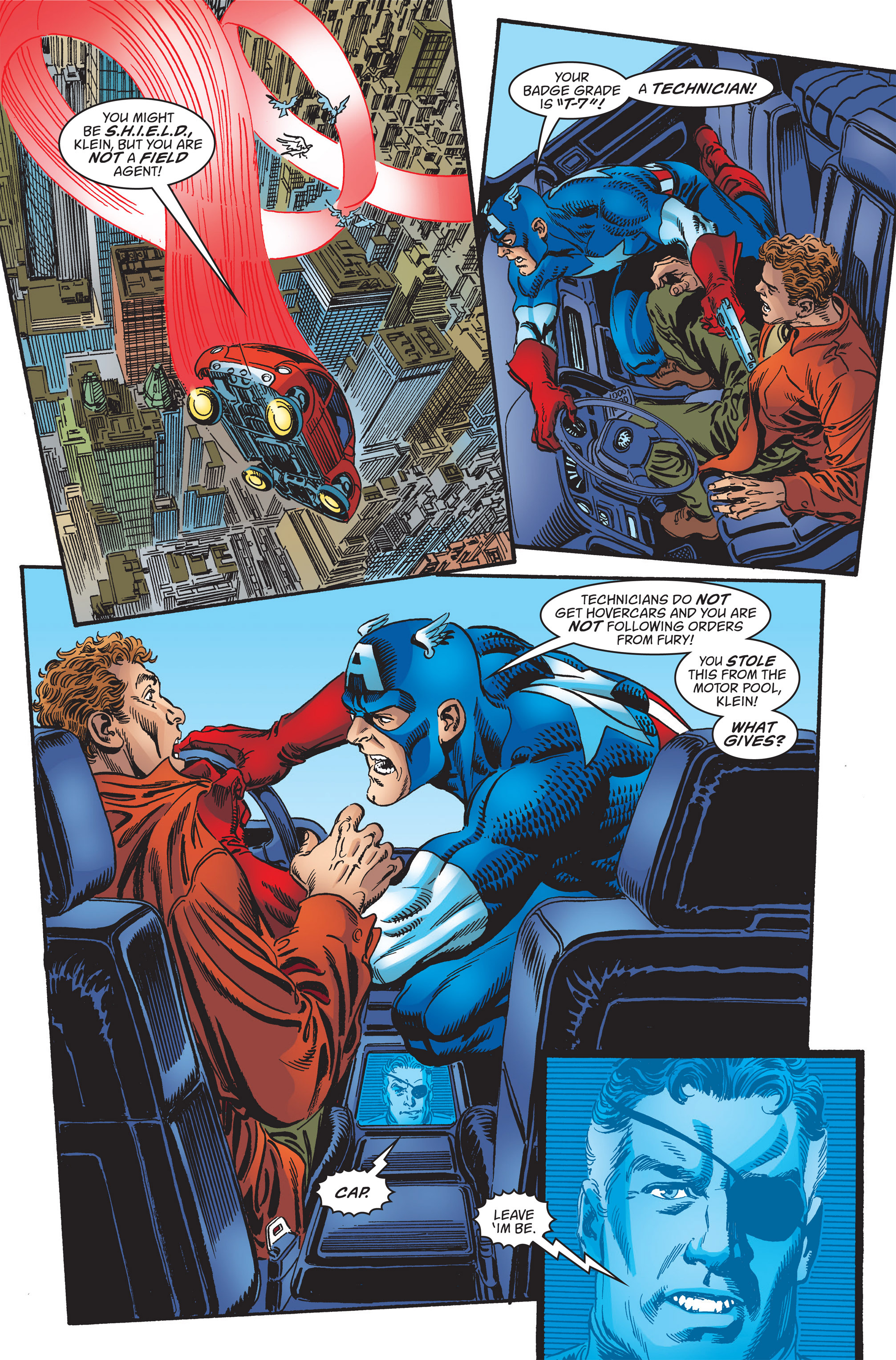 Captain America (1998) Issue #32 #38 - English 5