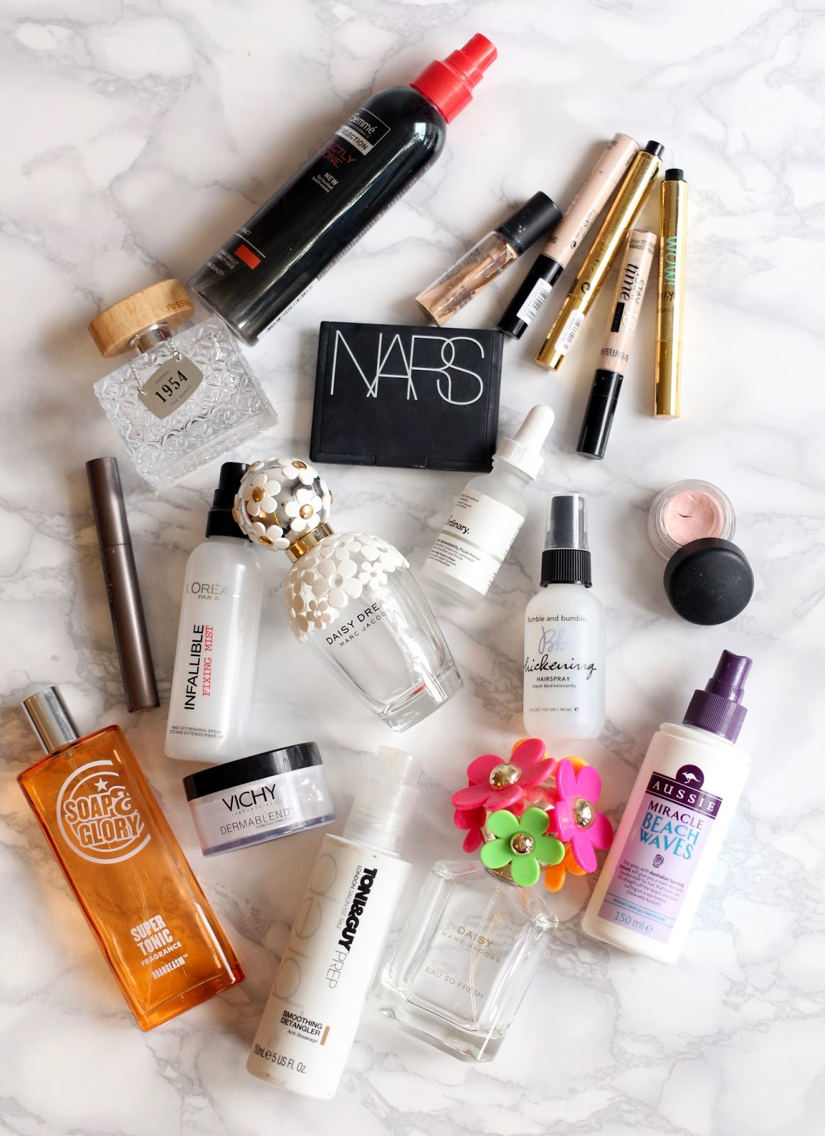 Product Empties – March 2018