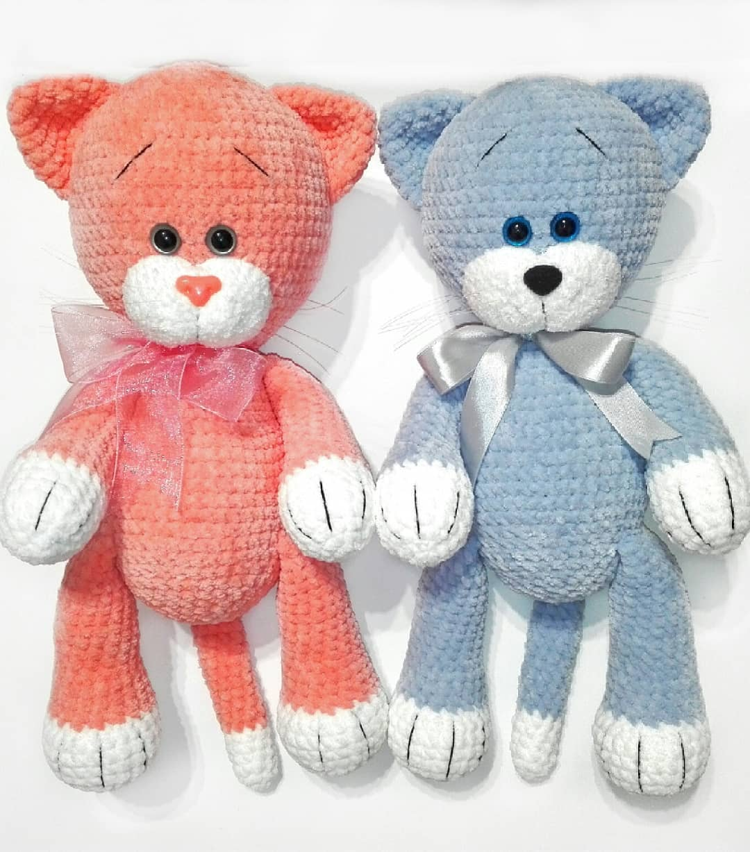 The Cats Collection - Free Crochet Patterns | Crochet cat pattern ... | 1227x1080