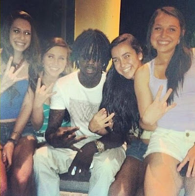 WTF? 21 year old rapper Chief Keef already has 5 baby mamas