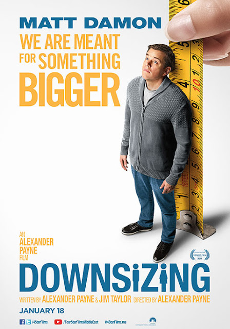 Downsizing (2017) ταινιες online seires oipeirates greek subs