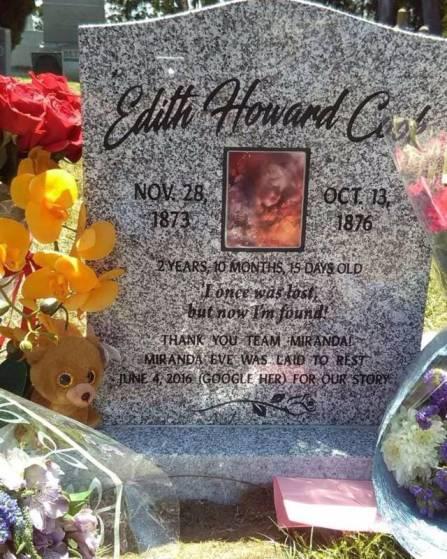 Fenomena Ditemukannya Peti Mati Misterius Edith Gadis Boneka Yang Tertidur 141 Tahun
