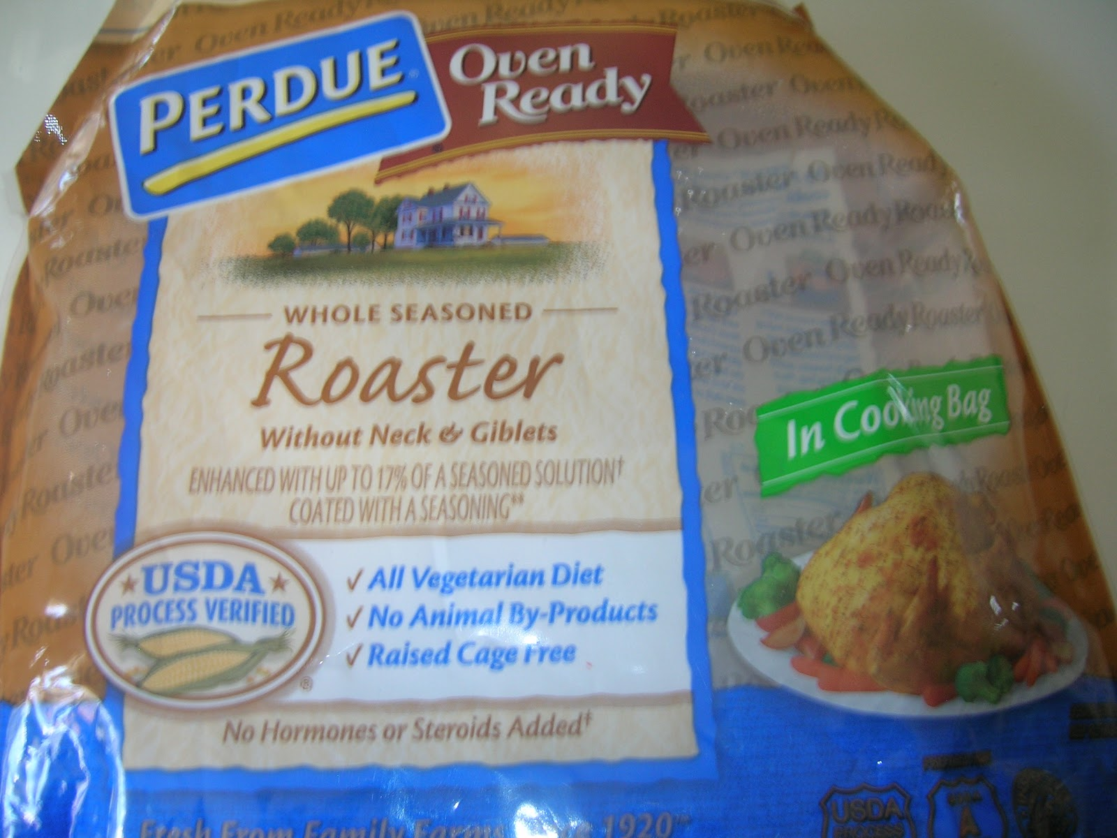 Durhamonthecheap Product Review Perdue Oven Ready