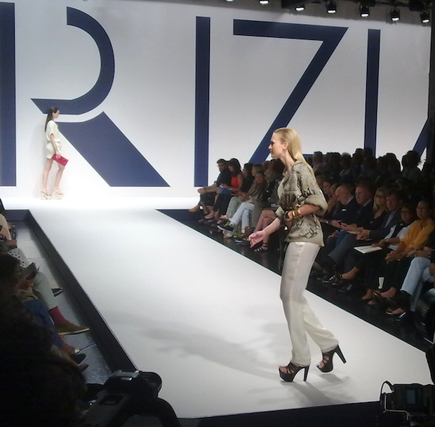 Milan Fashion Week - KRIZIA Spring Summer 2013 Fashion Show
