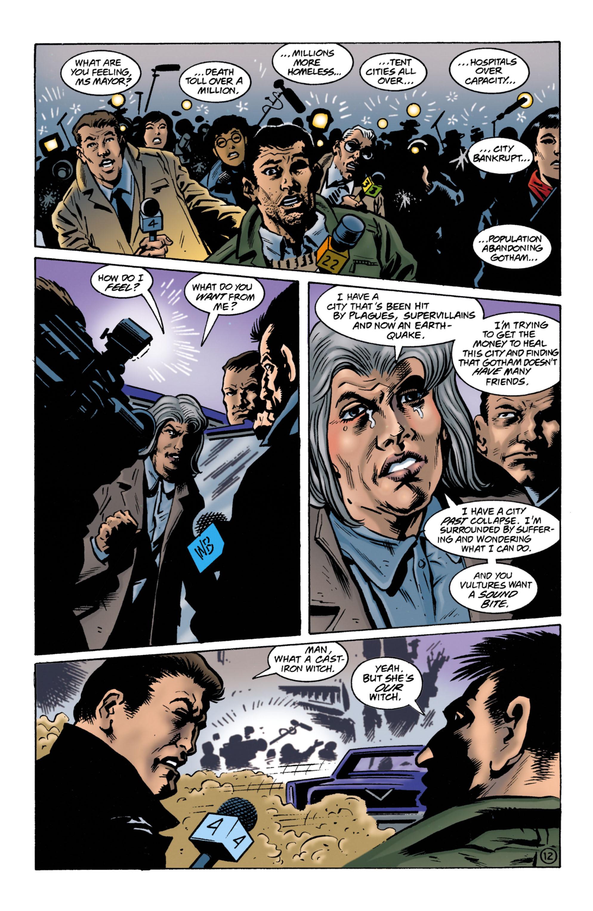 Detective Comics (1937) 724 Page 12