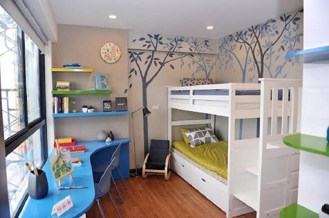 Thiết kế phòng ngủ căn hộ mẫu Five Star Garden