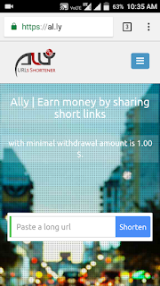 Top 5 best URL Shortener to earn money online in 2018