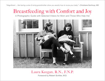 Breastfeeding with Comfort and Joy