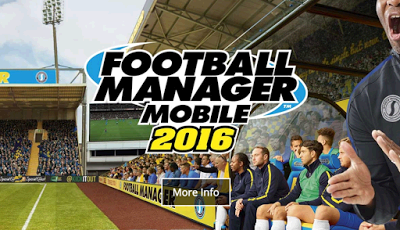 Football Manager Mobile 2016 v7.0.1 APK+DATA Terbaru Gratis