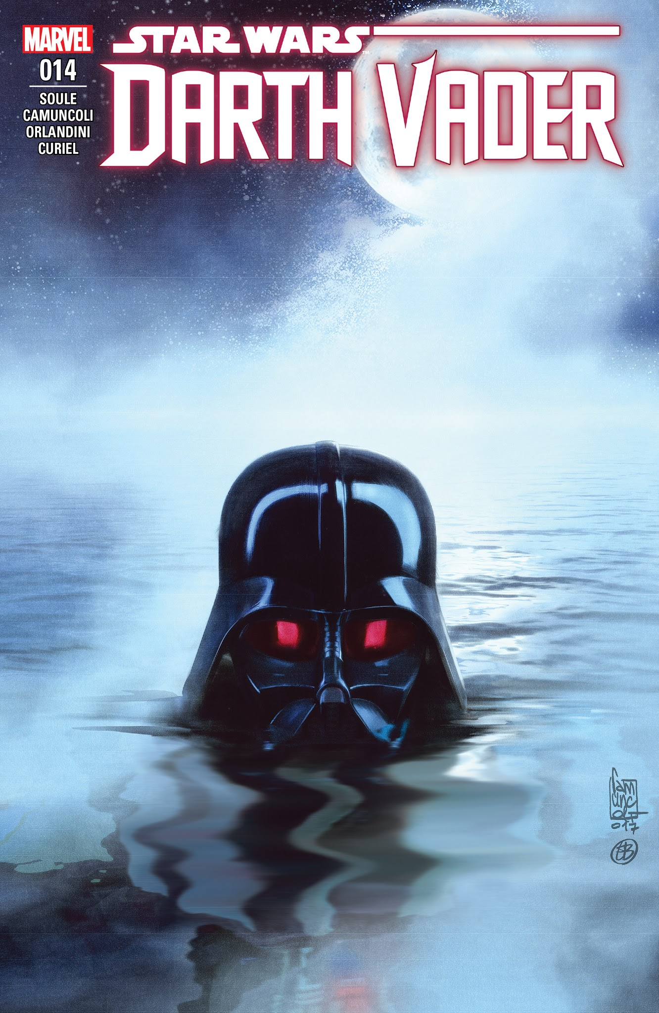 Darth Vader (2017) 14 Page 1