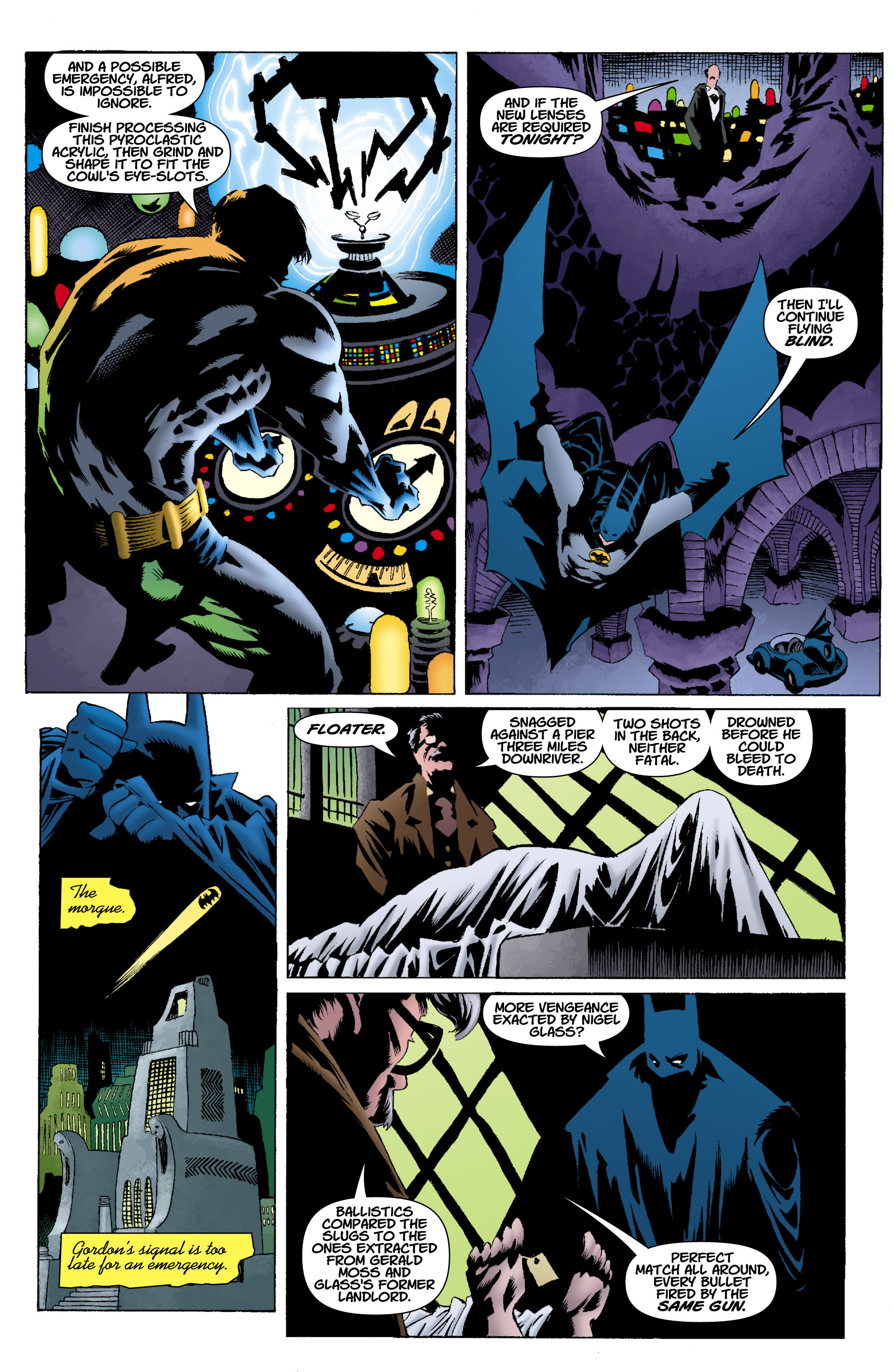 Read online Batman: Unseen comic -  Issue #4 - 3