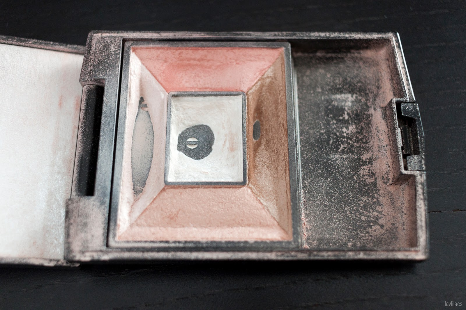 Maquillage Face Creator palette, Japanese cosmetics, Project Make a Dent end results