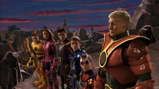 Spy Kids 3-D: Game Over movieloversreviews.filminspector.com Ricardo Montalban