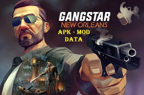 Download Gangstar New Orleans 1.3.0d Mod APK Data for Android