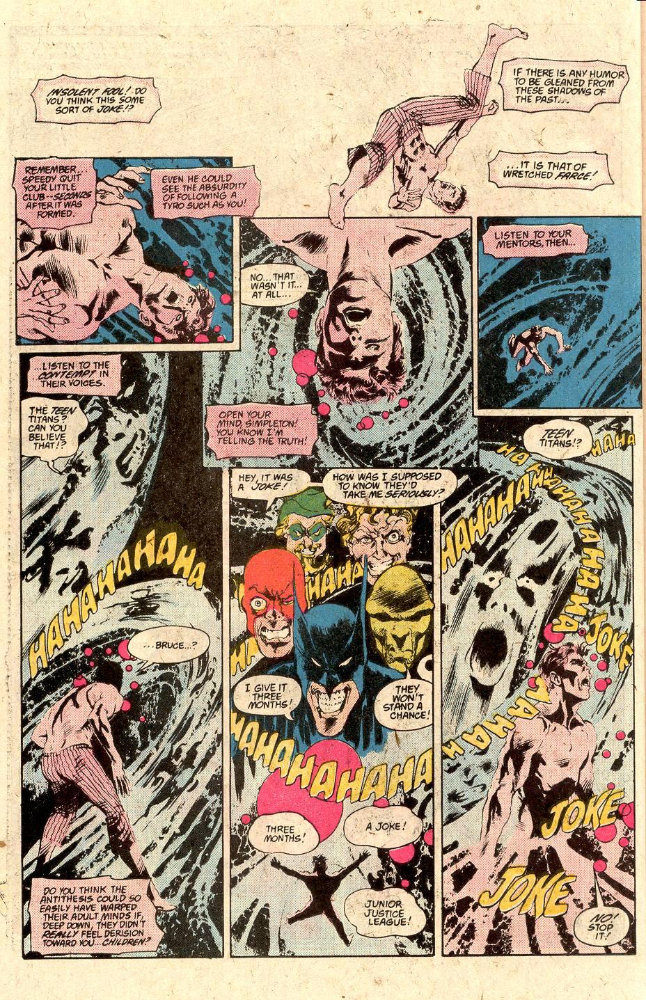 Read online Secret Origins (1986) comic -  Issue # _Annual 3 - 12