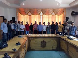Pemerintah Kabupaten Gelar Pertemuan Dengan Awak Media