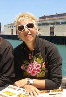 Doris Dörrie. Director of Cherry Blossoms