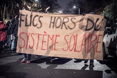 flics hors du système solaire