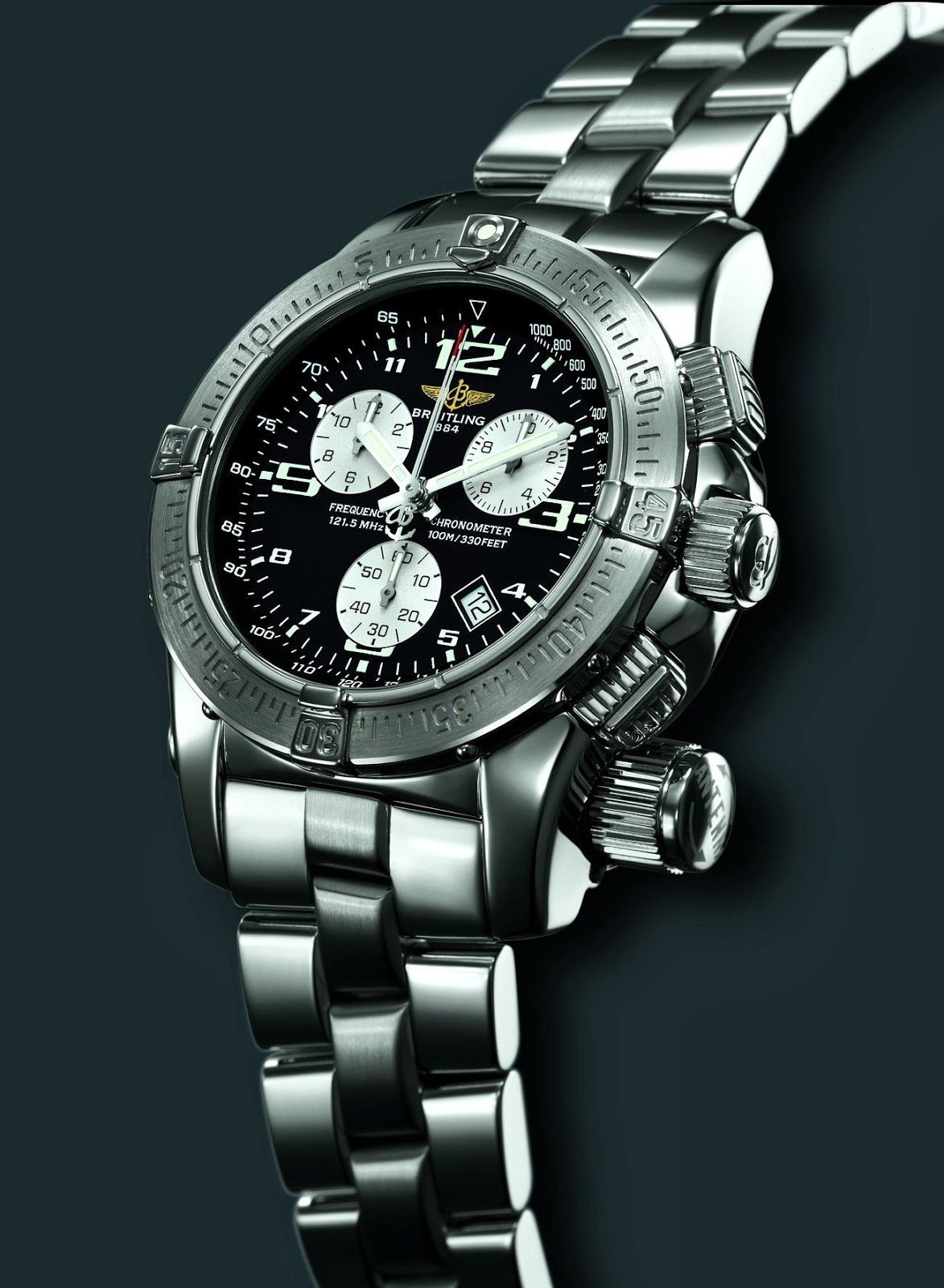 Breitling Emergency Mission watch