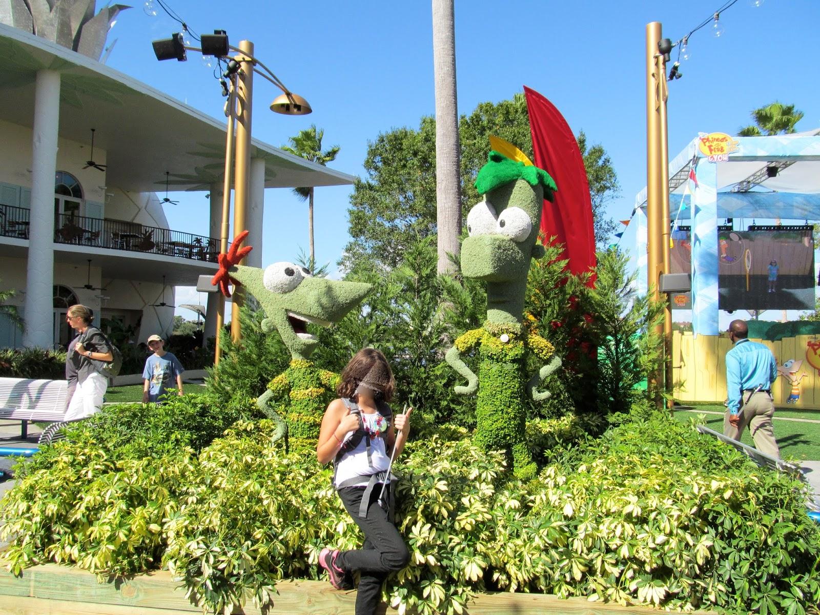 Phineus & Ferb[ Exhibit