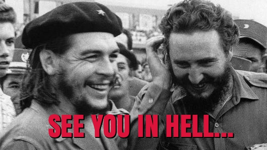 Image result for anti fidel castro meme