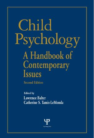 Child Psychology A Handbook of Contemporary Issues - 2nd edition