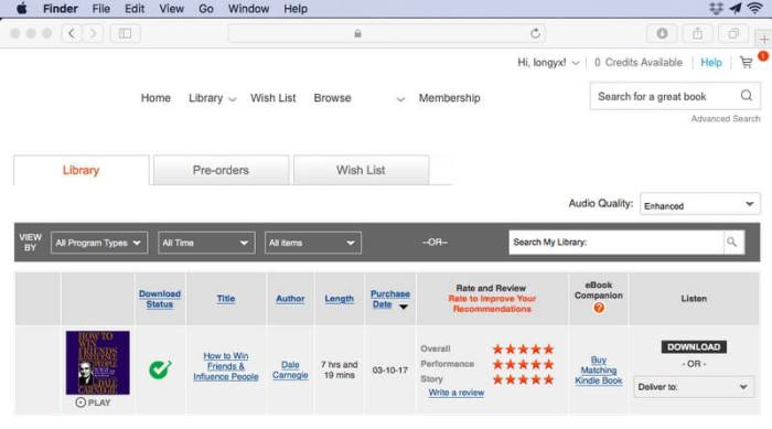 audible download manager windows 7 64 bit