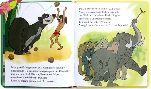 Un petit livre d'or : Le livre de la jungle