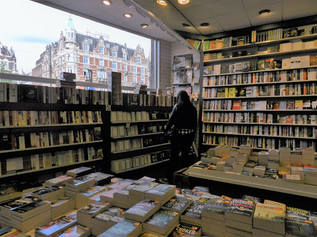 New English Bookstore amsterdam librerie