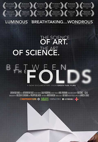 Cover of Between the Folds Documentary