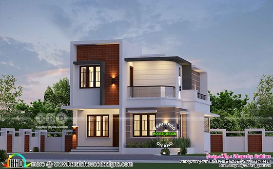 2 bedroom 1379 sq-ft budget friendly house