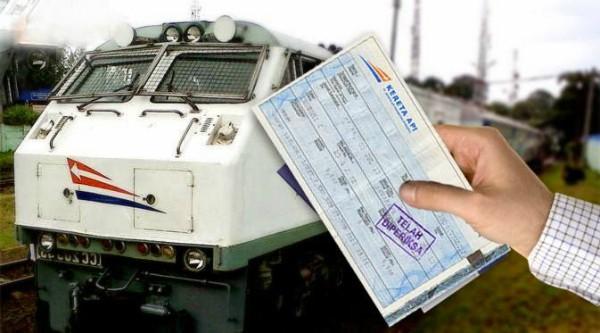 Harga Tiket Kereta