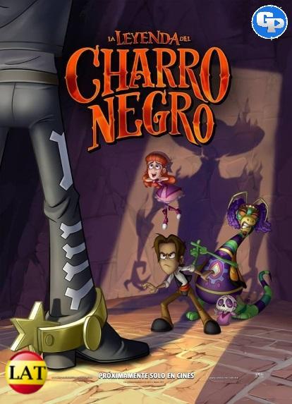 La Leyenda del Charro Negro (2017) LATINO