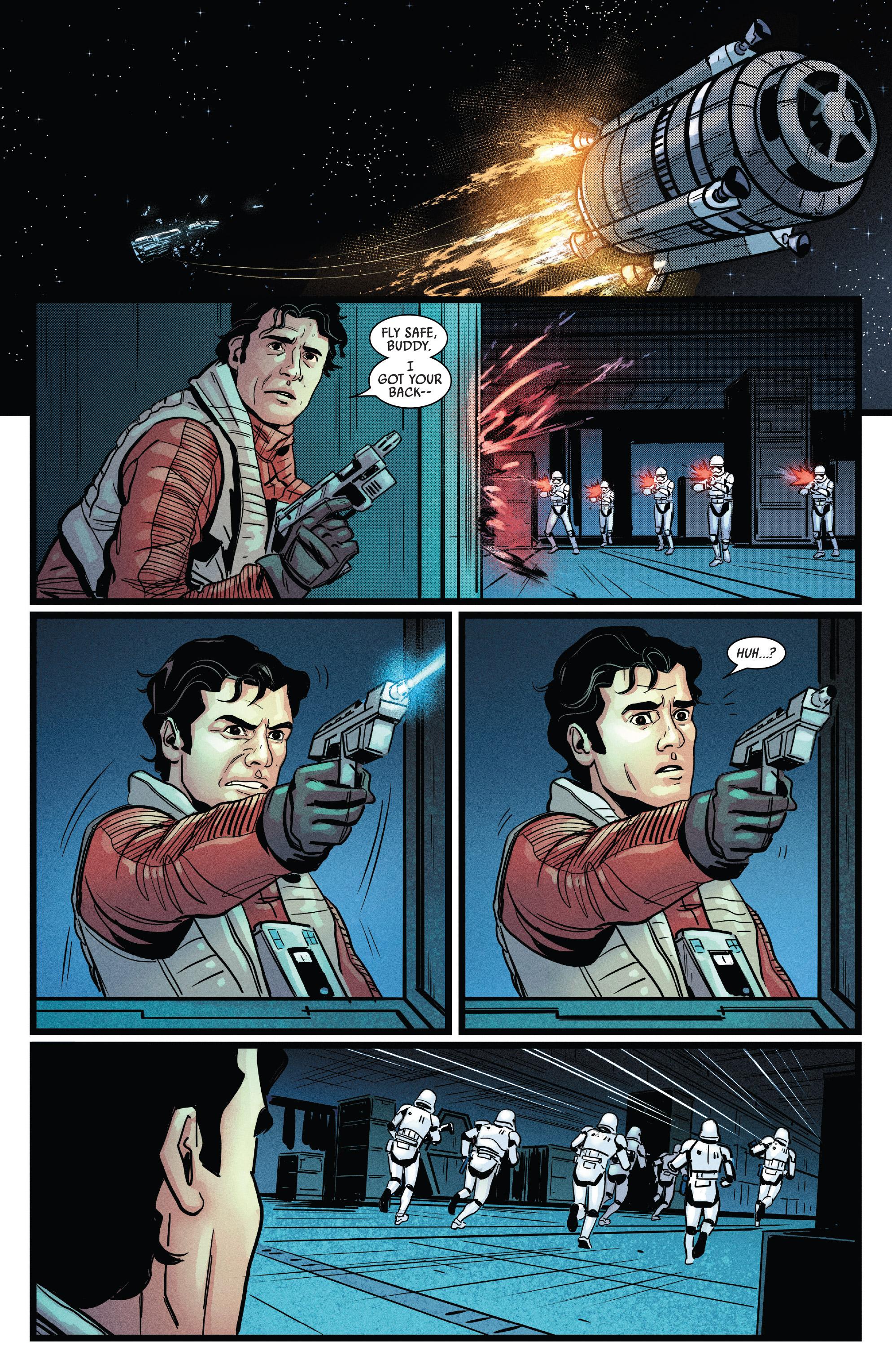 Read online Star Wars: Poe Dameron comic -  Issue # _Annual 1 - 26