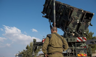 Lt. Col. Gilad -We'll protect Israeli airspace on Rosh Hashanah