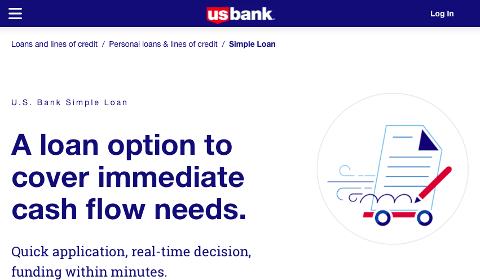 U.S. Bank Simple Loan