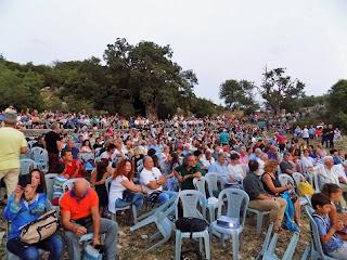 Ναός Επικουρίου Απόλλωνα: 1.200 και πλέον άτομα απόλαυσαν την πανσέληνο