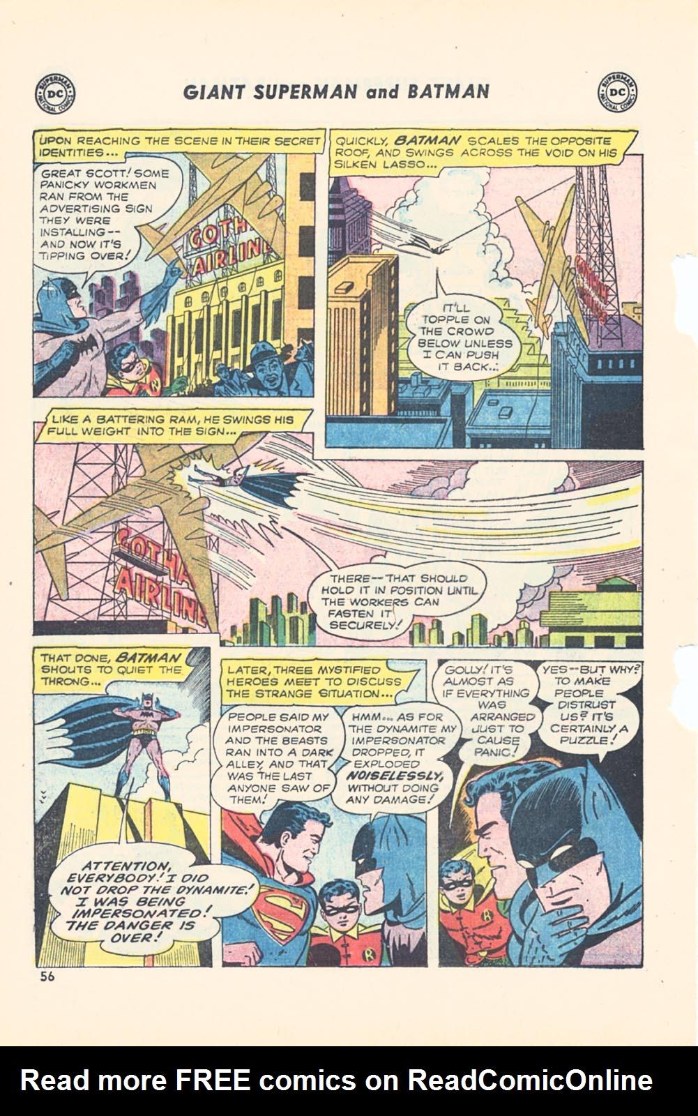 Read online World's Finest Comics comic -  Issue #161 - 57