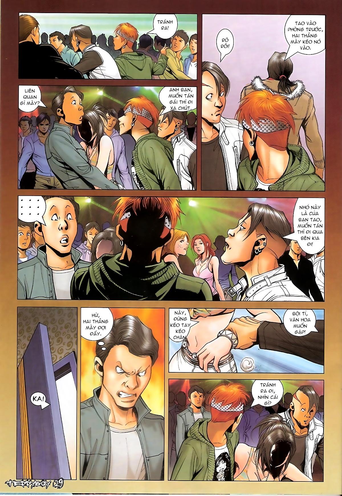 Người Trong Giang Hồ - Chapter 1367: Nghĩa bổn vô ngôn - Pic 26