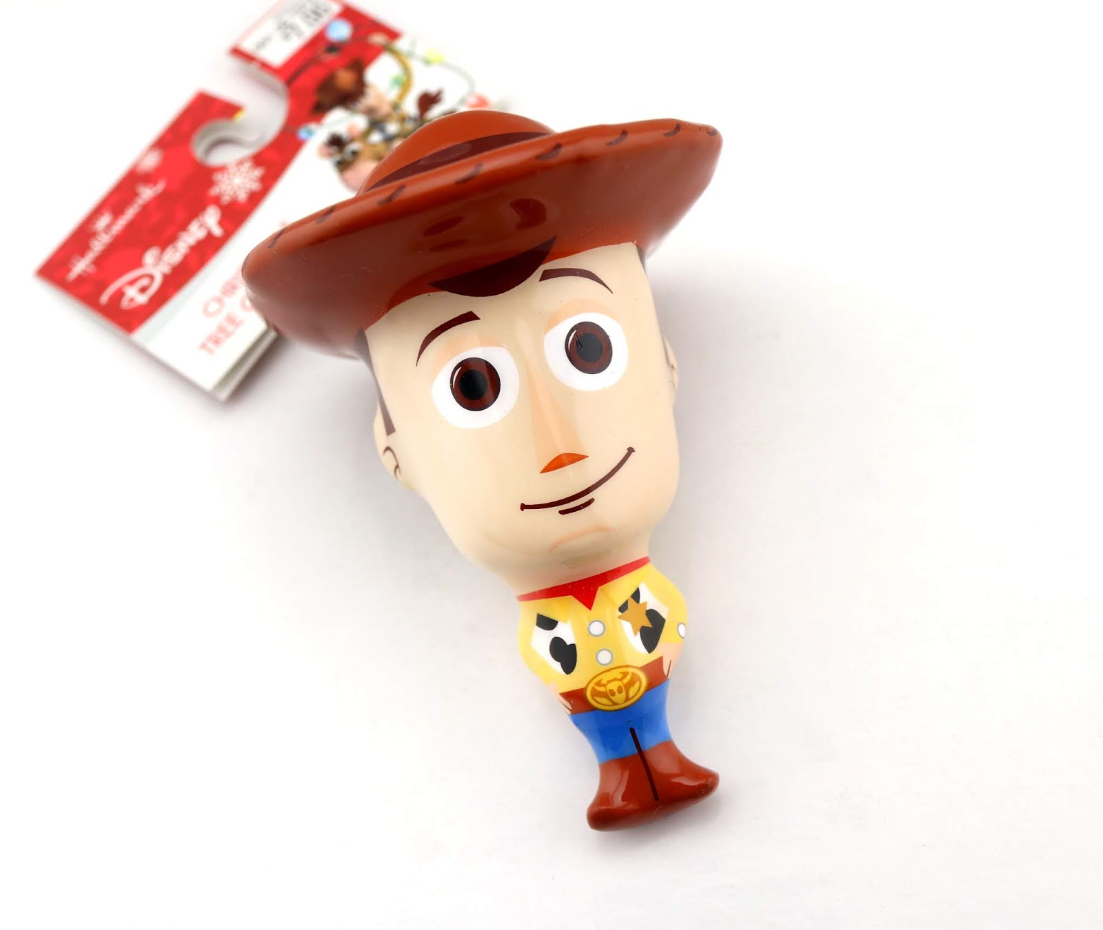 toy story woody hallmark decoupage ornaments