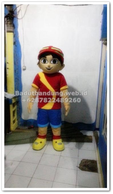 gambar kostum badut shiva karakter harga maskot jangan panggil aku anak kecil paman