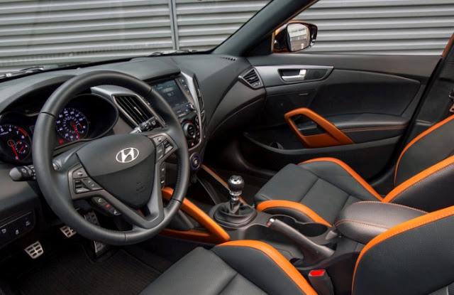 2017 Hyundai Veloster Specs