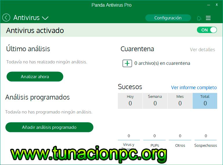 Descarga Panda Antivirus Pro Gratis