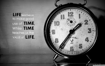 quotes about good time: life teacher us to make good use good use of time, while time reaches us the value of life.